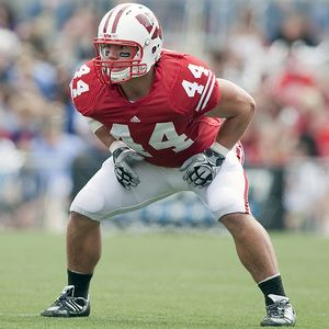 Chris Borland and the stout Badger defense were critical in keeping Wisconsin in games when the offense faltered.