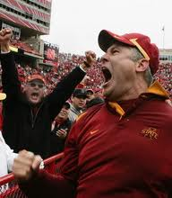 Paul Rhoads - Iowa State Head Coach