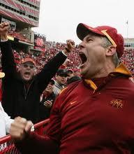 Paul Rhoads - Iowa State Head Coach