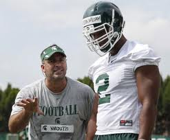 Pat Narduzzi - Michigan State Defensive Coordinator