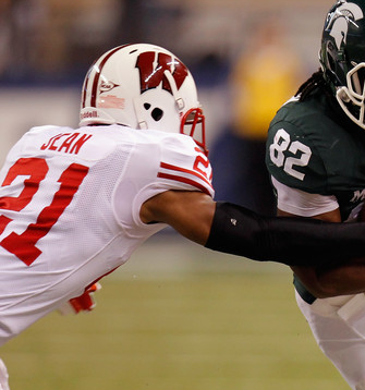 Peniel Jean was a solid contributor as a freshman before injuries limited his 2012 season.