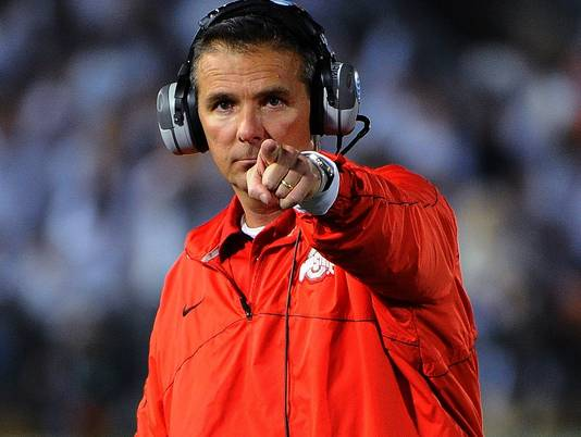 Urban Meyer has definitely arrived.  And he's staring into your soul B1G!