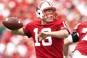 "The most ""NFL Ready"" Quarterback developed by the Badgers?"