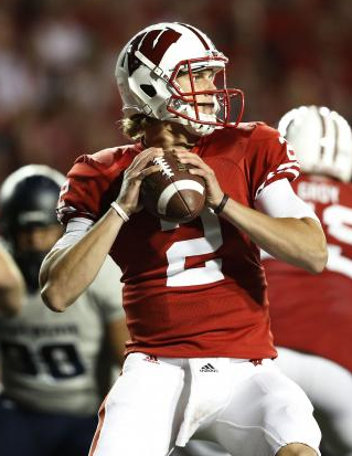 Joel Stave has the best chance to start amongst the incumbent quarterbacks