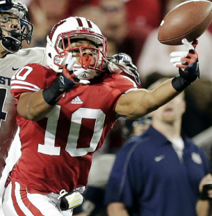 Smith is one of three effective defensive backs the Badgers need to replace