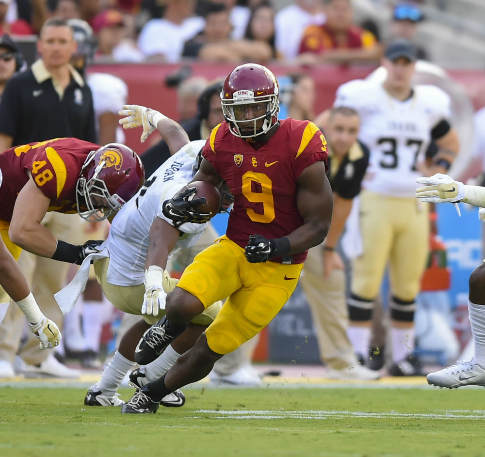 USC stud wide receiver Juju Smith-Schuster