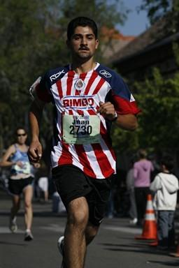 Santa Ynez Wine Country Half Marathon. Time: 1:44:35.7
