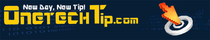 Old Banner from OneTechTip.com