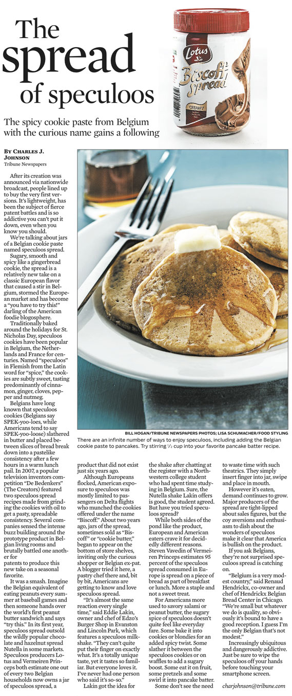 Chicago Tribune May 8, 2013