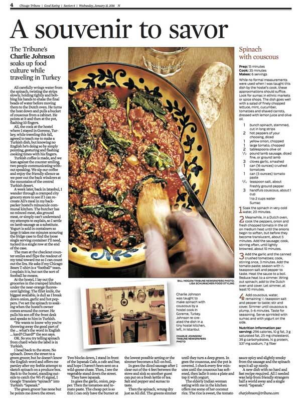 Tribune Newspapers January 10, 2014