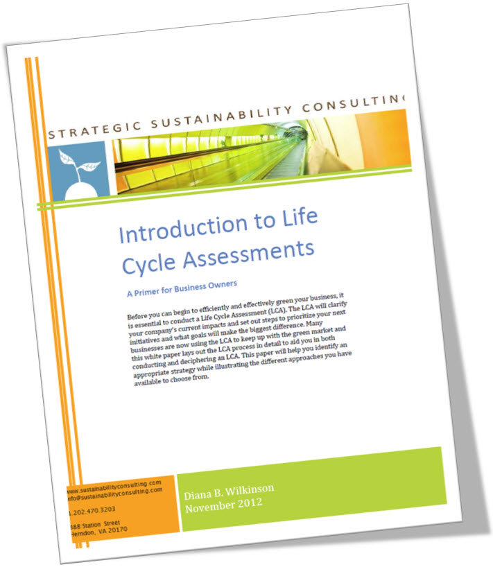 Introduction to Life Cycle Assessments: A Primer for Business Owners