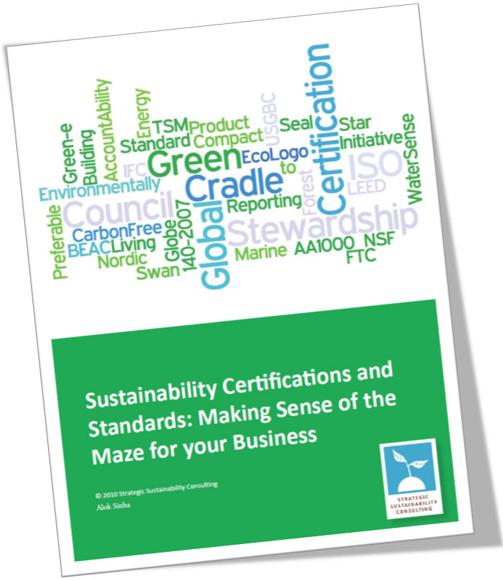 Sustainability Standards and Certifications: Making Sense of the Maze for Your Business