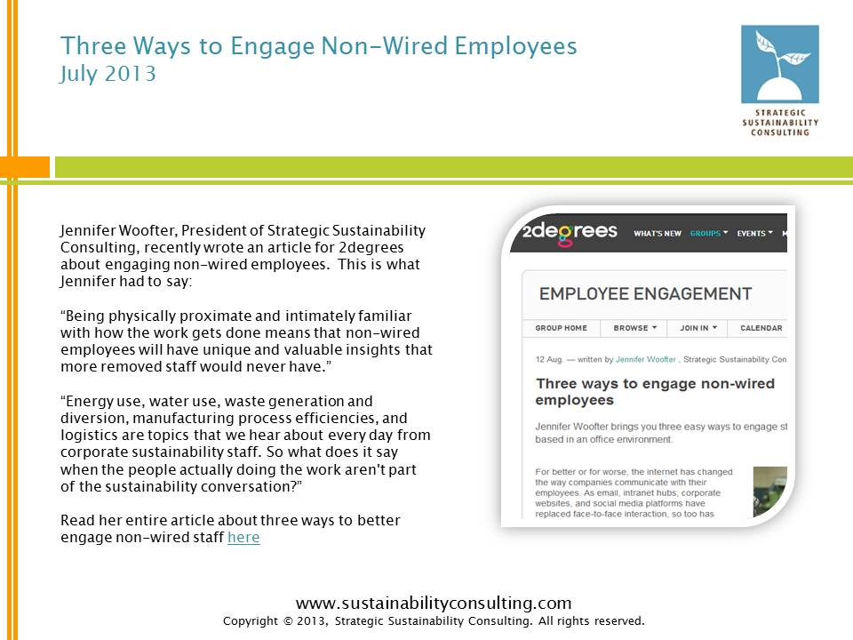 Three Ways to Engage Non-Wired Employees