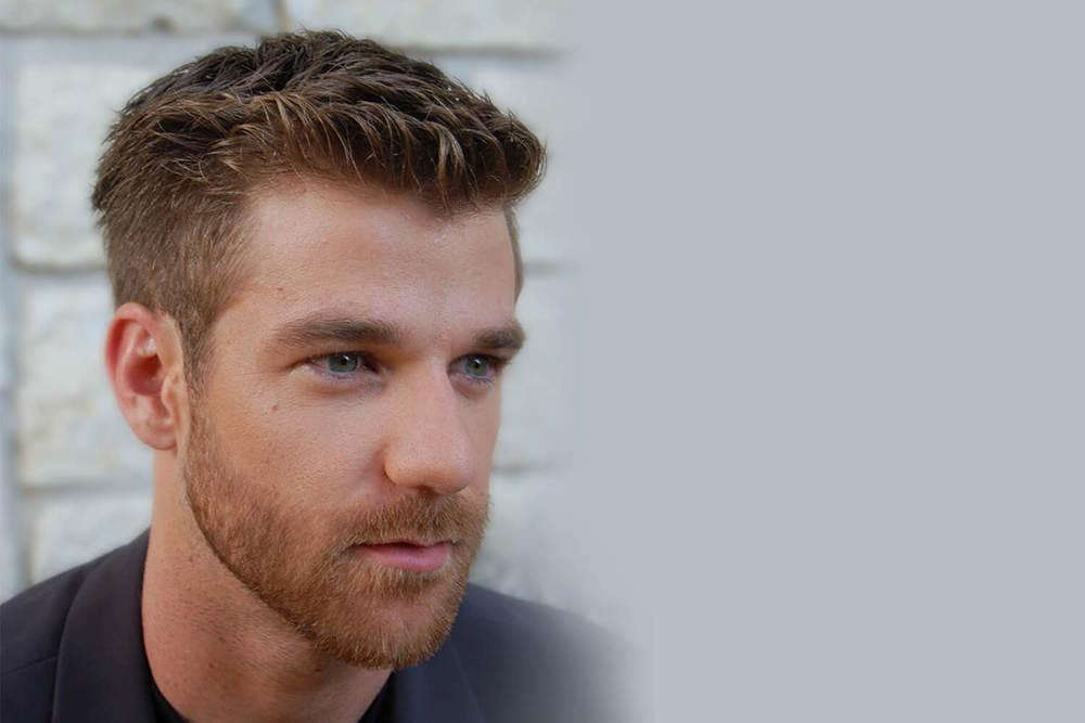 Men's Haircut by Top Ranked Austin Salon - KEITH KRISTOFER