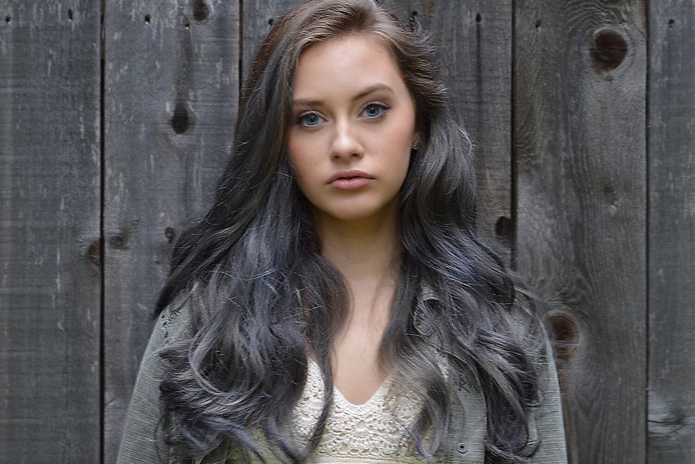 Silver Grey Balayage Austin - KEITH KRISTOFER SALON