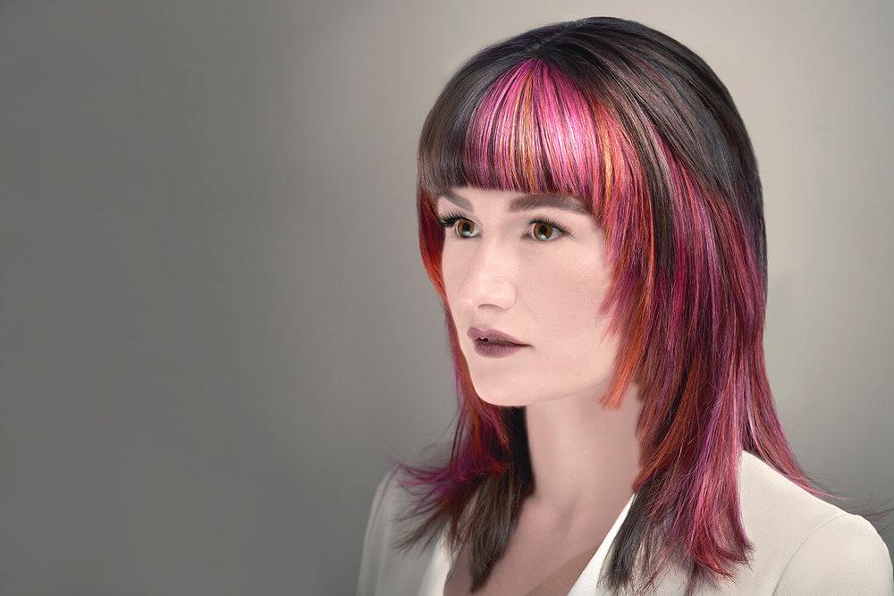 Purple Hair Austin - KEITH KRISTOFER SALON