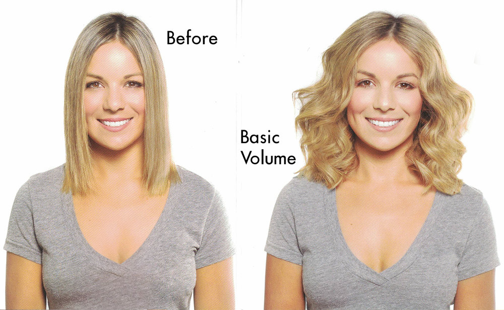 Basic Volume Service ~ $250 - $300 based on length