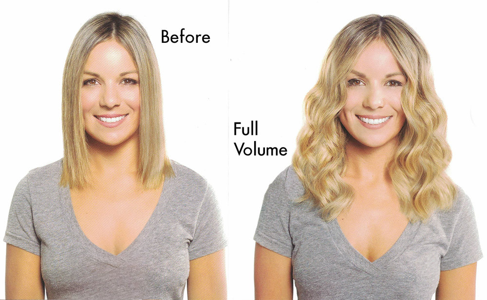 Full Volume Service ~ $440 - $590 based on length