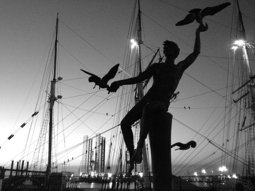 This one reminds me of Peter Pan, for some reason.