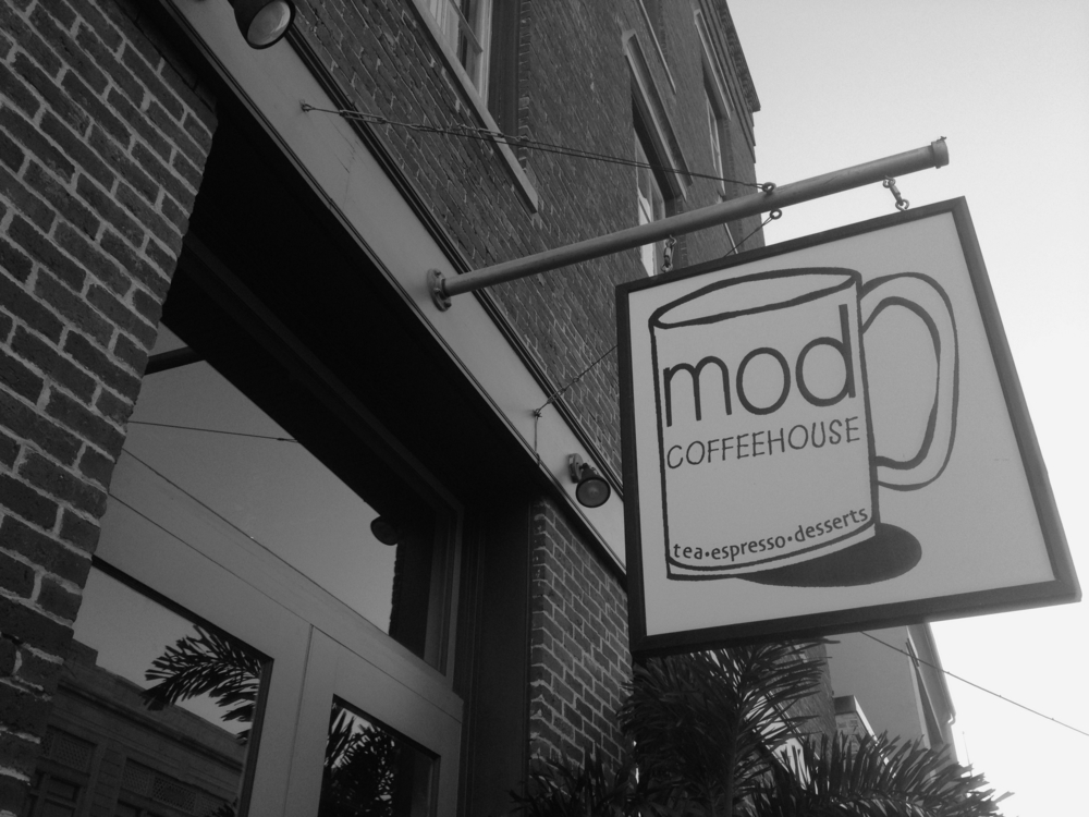 Absolutely loved this coffee shop. Wish I could've brought it back with me.