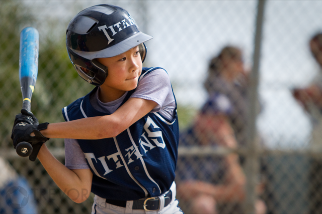 South Bay Titans Batter