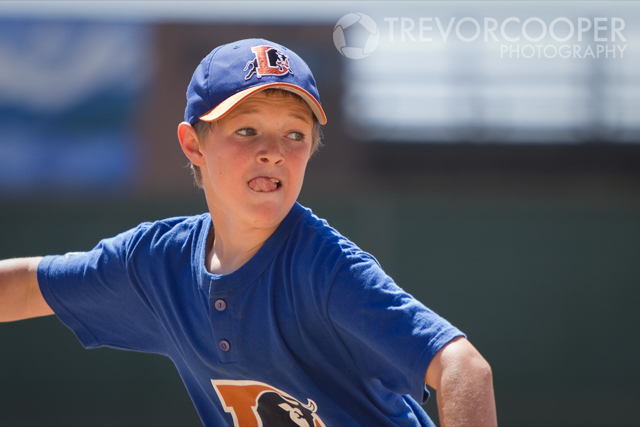 Rancho Santa Fe Little League Minor A Durham Bulls Pitcher