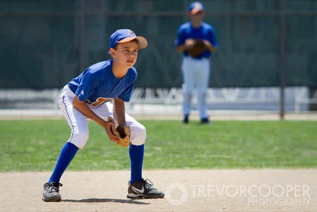 Rancho Santa Fe Little League Minor A Durham Bulls Shortstop