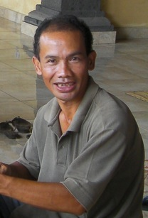 Redi - is your contact and driver in Bali