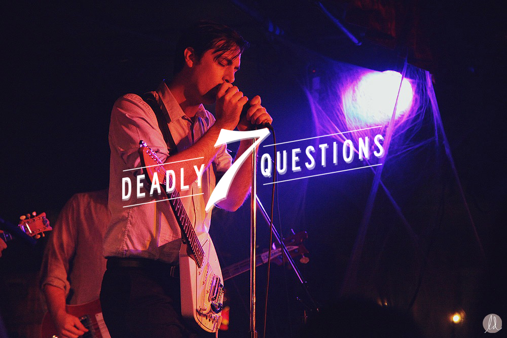 Seven Deadly Questions: Trevor Risk