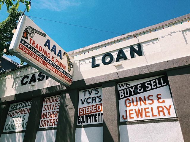One-stop-shop for the American Dream.