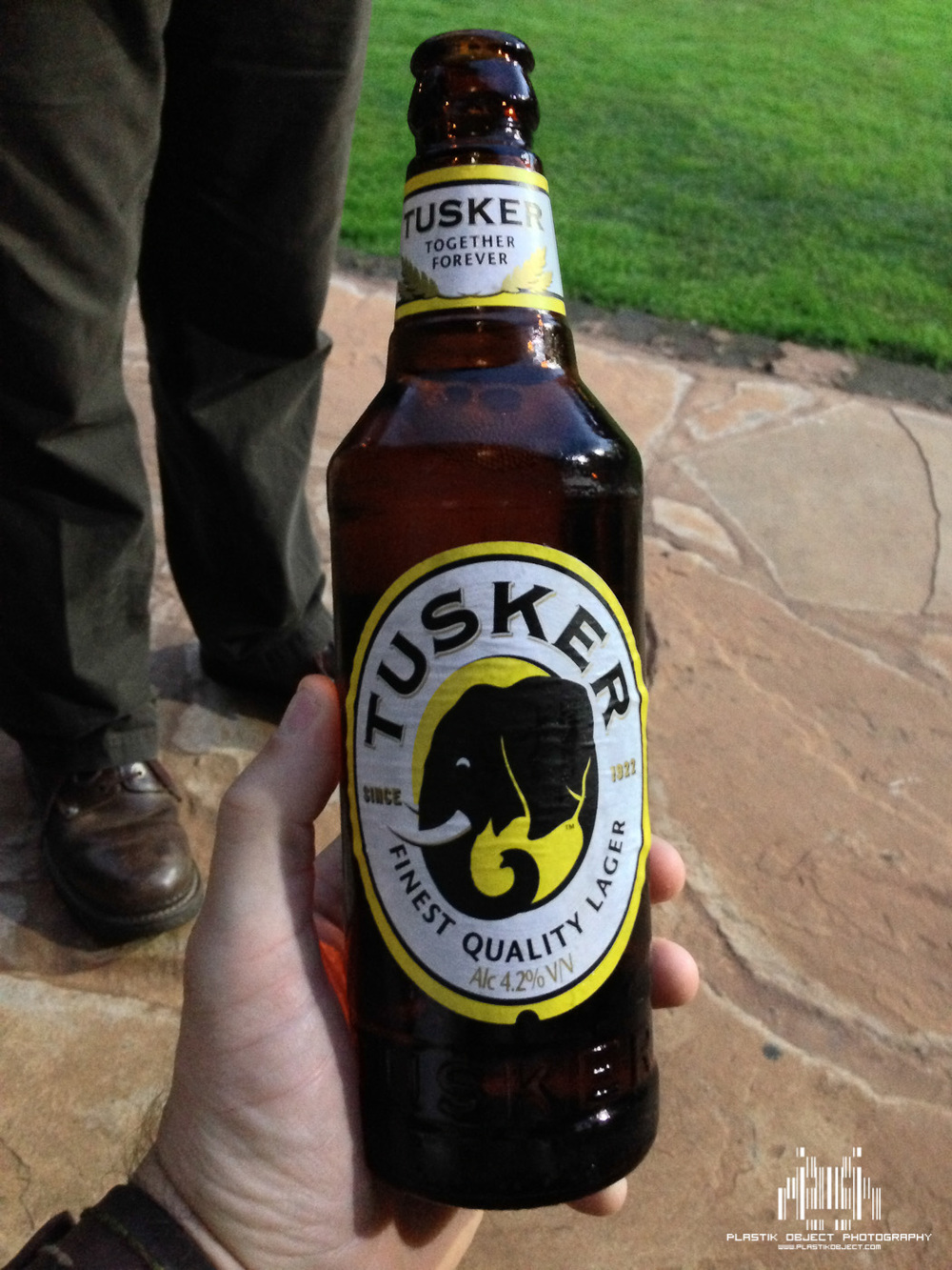 Thanks to David, the wedding is where my lips were introduced to Tusker. I still crave one and find my self scouring the US to find their distributor.