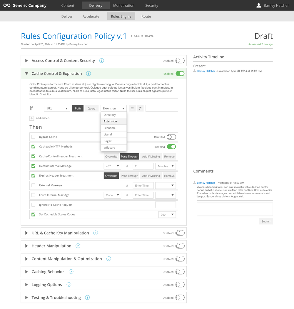 ux-rules-engine-v1_configuration policy-draft-1 enabled-features populated-match-url-secondary dropdown-extension.png