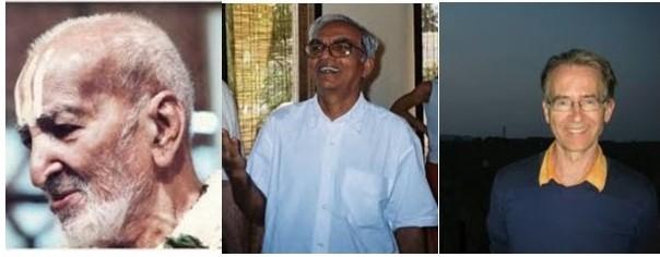 Sri. T. Krishnamacharya | T.K.V. Desikachar | Peter Hersnack