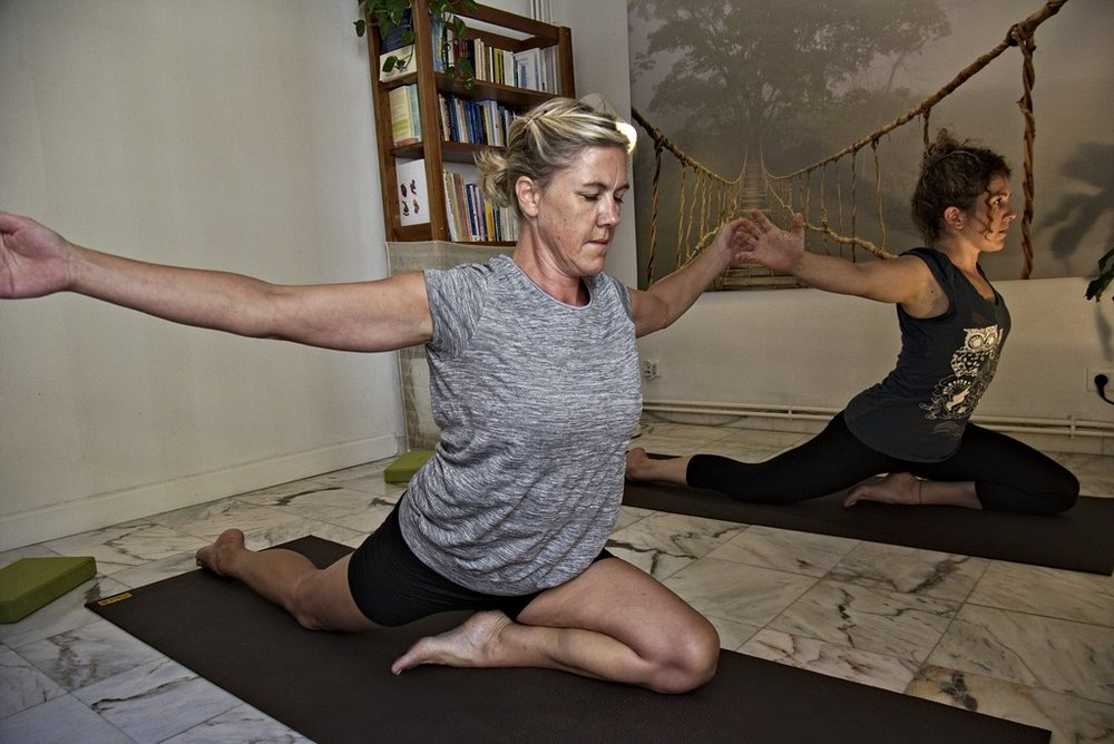 Cours de yoga à Toulouse