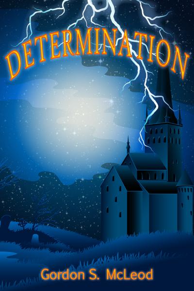 Determination Cover