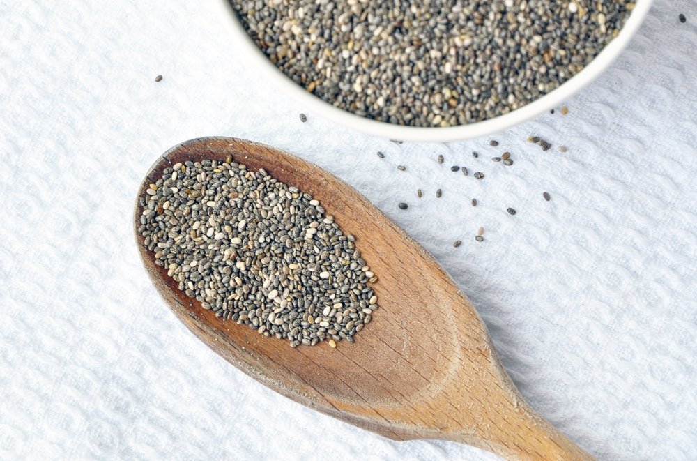 RealFoodSource dark natural chia seeds