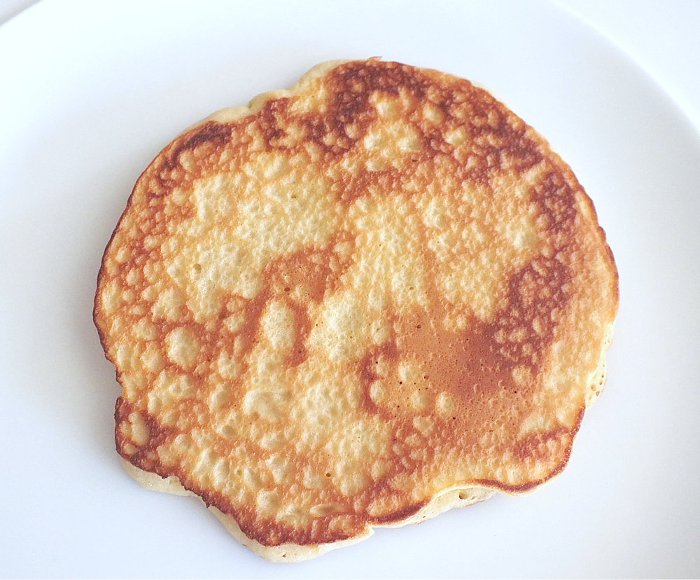 Complete pancake