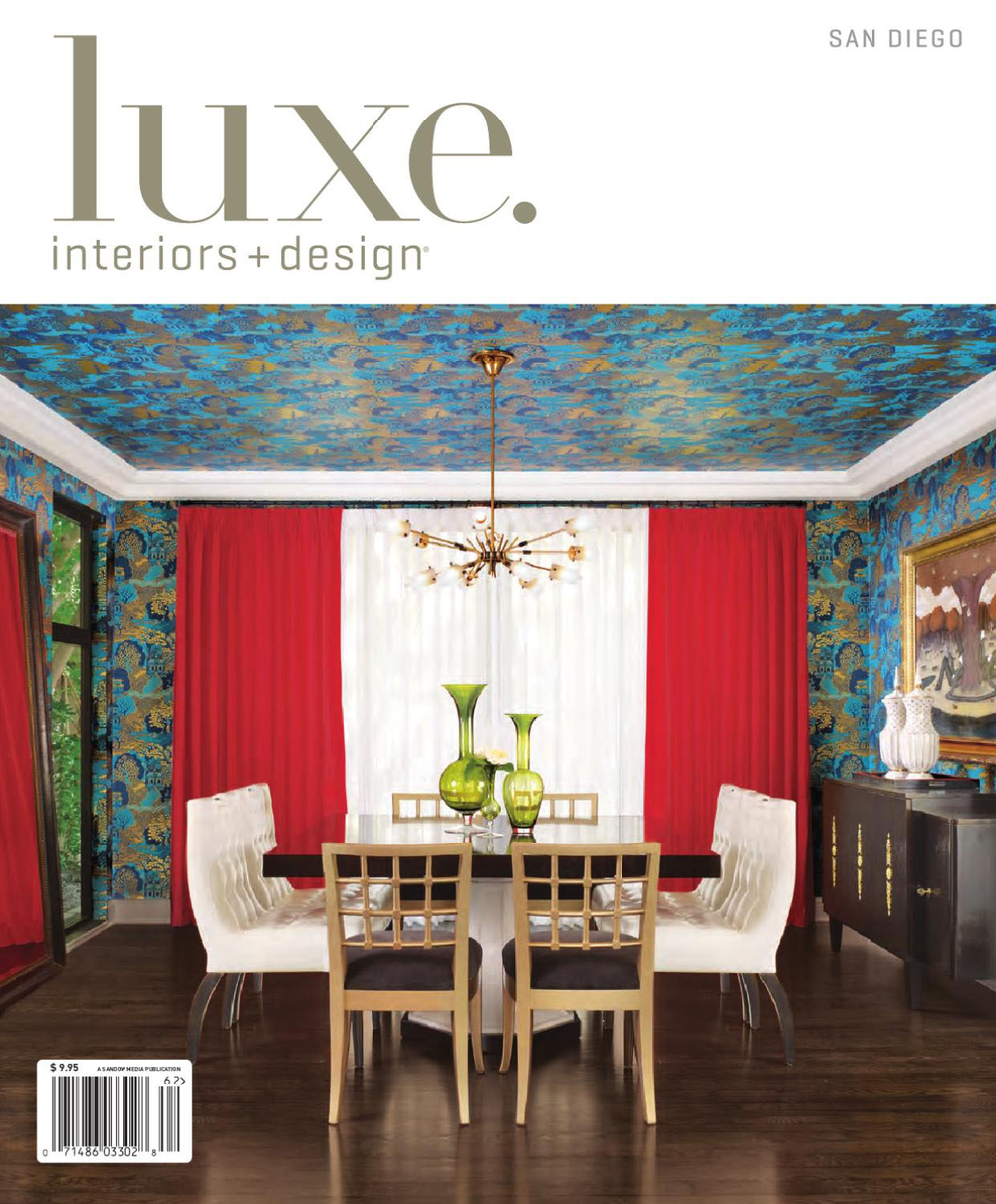 luxe. interiors + design