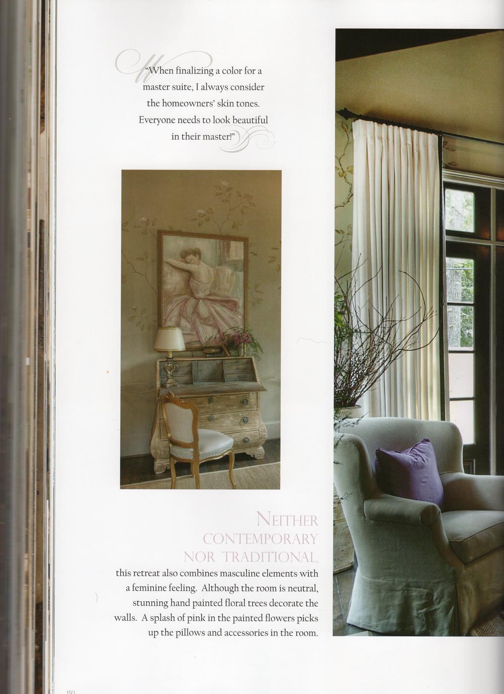 Segreto:Secrets to Finishing Beautiful Interiors Leslie Sinclair 2011