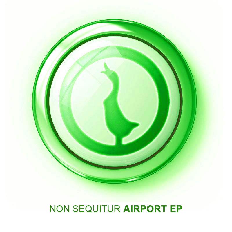 non sequitur song in the dream about the airport EP terminal 3 quack recordings beatport