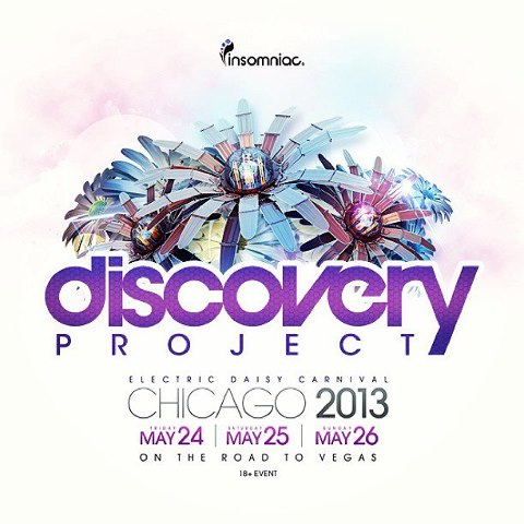 insomniac discovery project edc chicago non sequitur