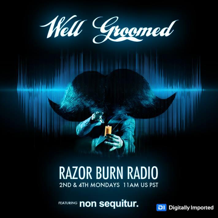 non sequitur razor burn radio digitally imported well groomed