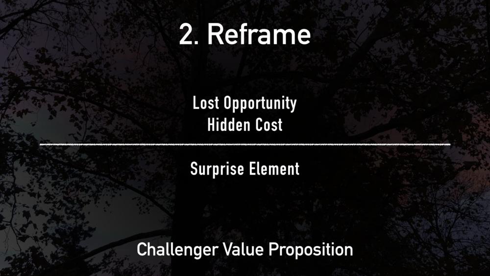 2 Reframe