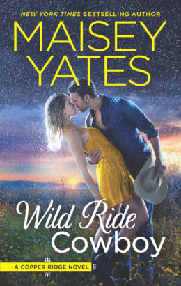 Wild Ride Cowboy - The first book I read by Maisey Yates was Down Home Cowboy which releases June 27th (I'll be posting a review on that day). I fell in love with her characters and am so excited to continue this series! Update: This one did not disappoint. Love this series! You can read my full review here.