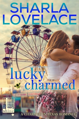 Lucky Charmed - This one release July 18th. I'll be posting a review that day. But, just a spoiler. I LOVED IT! Quirky small town. Characters you'd want to be friends with and some steamy romance. Great escape reading!
