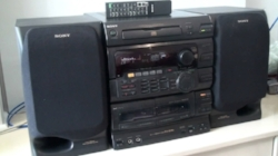 I had a stereo that looked like this.