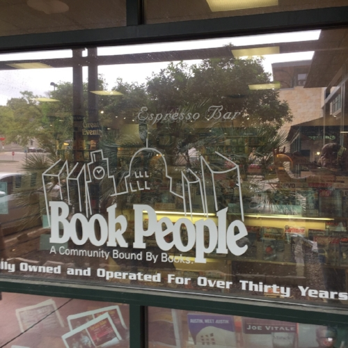 Book People In Austin Texas