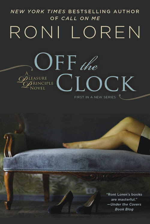Somehow, I missed officially reviewing Off the Clock. Terrible oversight on my part. I should correct that soon, but for now, just know it is awesome and you should read it!