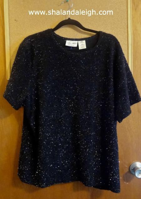 FuzzyBlackSweater - www.shalandaleigh.com.JPG