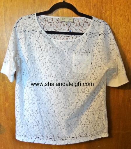 White Lace T-shirt - www.shalandaleigh.com.JPG